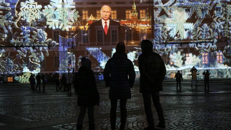 Новогоднее обращение Владимира Путина 2019