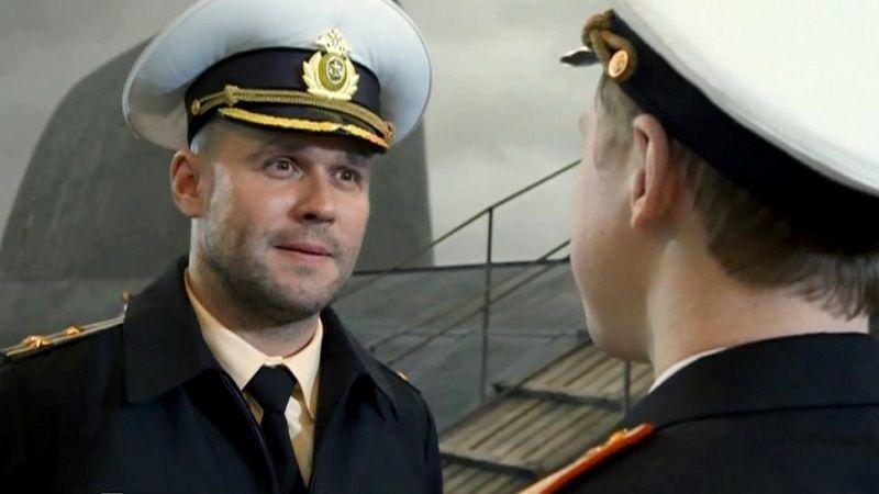 """Кадр из сериала """"Горюнов"""""""