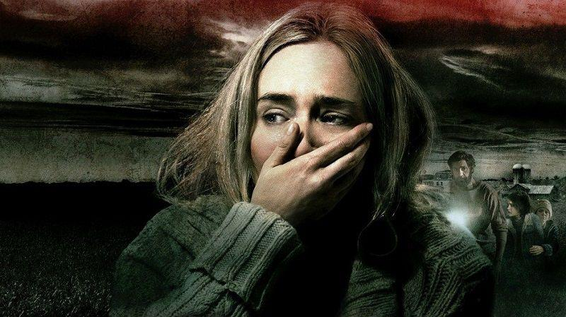 "Постер фильма ""Тихое место"""