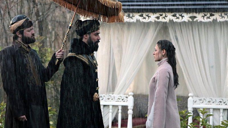 """Кадр из сериала """"Султан моего сердца"""""""