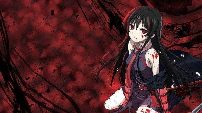 """Постер аниме """"Убийца Акамэ"""""""