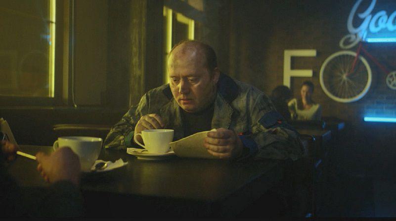"""Кадр из сериала """"Мылодрама"""""""