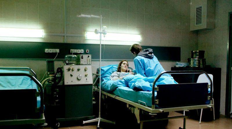 """Кадр из сериала """"Тест на беременность"""""""