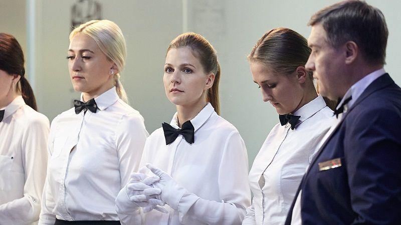 """Кадр из сериала """"Испытание"""""""