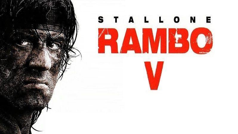 """Постер фильма """"Рэмбо 5: Последняя кровь"""""""
