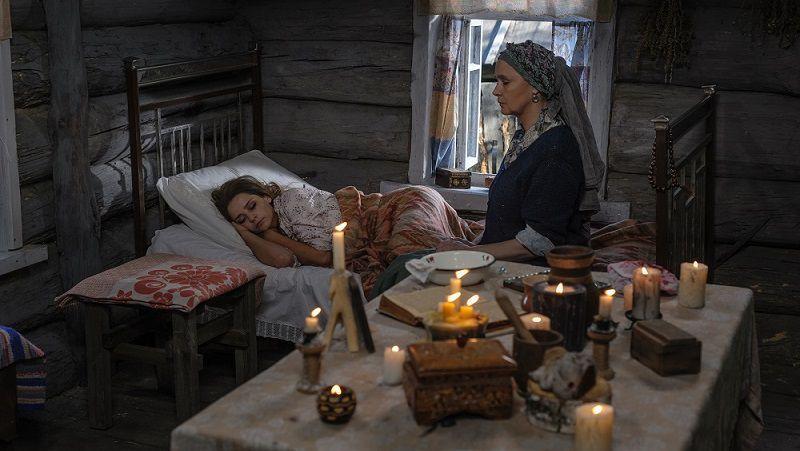 """Кадр из сериала """"Ведьма"""""""