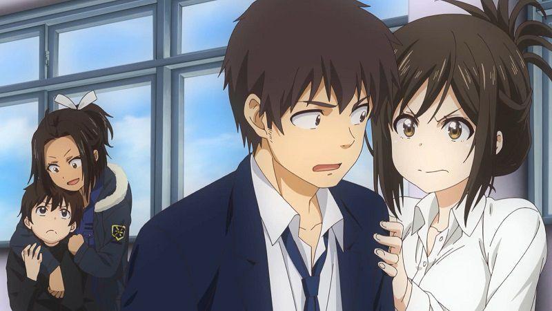 """Кадр из аниме """"Зачем вы здесь, учитель!?"""""""