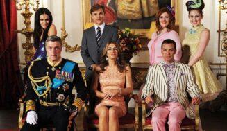 Члены королевской семьи 5 сезон