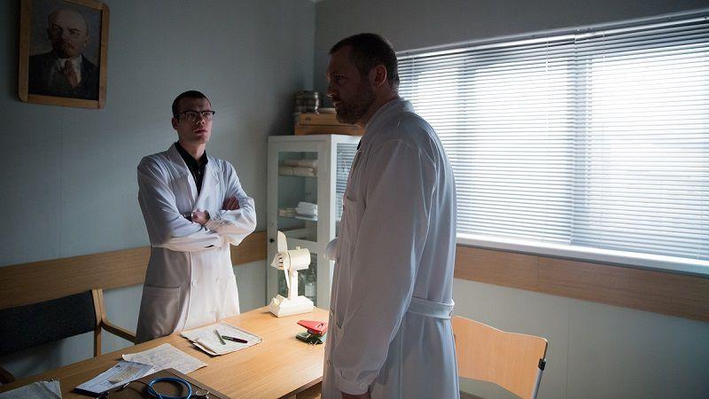"""Кадр из сериала """"Доктор Преображенский"""""""