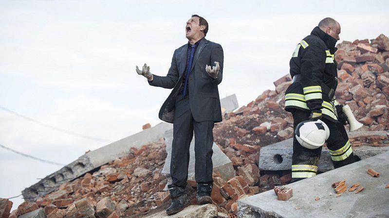"""Кадр из сериала """"Министерство"""""""