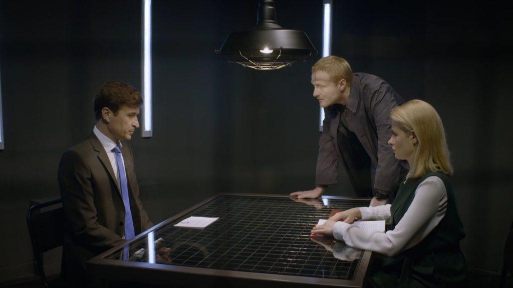 Кадры из сериала Спецы 2 сезон