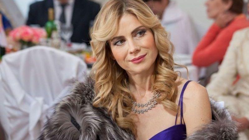 """Анна Невская снимется в сериале """"Девушки с Макаровым"""""""