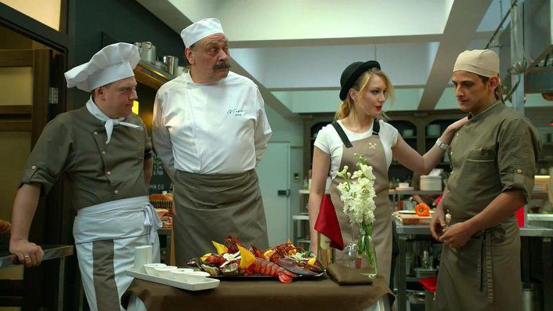 """Кадр из сериала """"Кухня"""""""