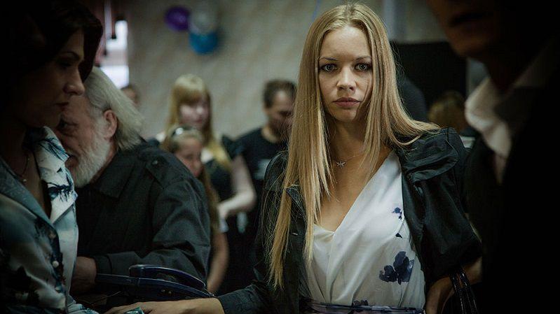"""Светлана Устинова снялась в сериале """"Спи со мной"""""""