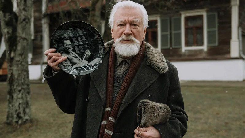 """Кадр со съемок сериала """"Дед Морозов"""""""