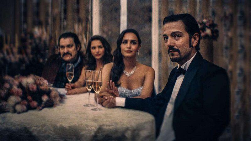"""Кадр из сериала """"Нарко: Мексика"""""""
