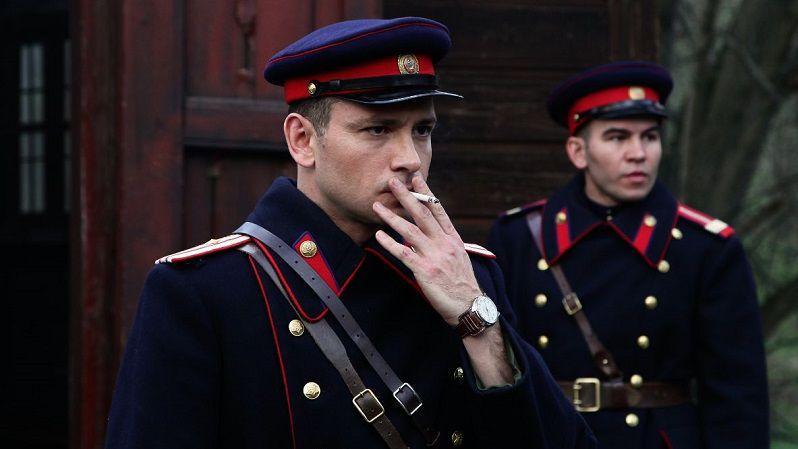 """Кадр из сериала """"Операция Валькирия"""""""