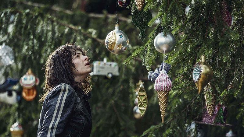 """Кадр из сериала """"Страна Рождества"""""""