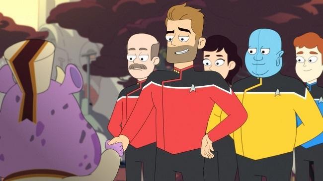 Звездный путь: Нижние палубы 2 сезон — дата выхода, анонс