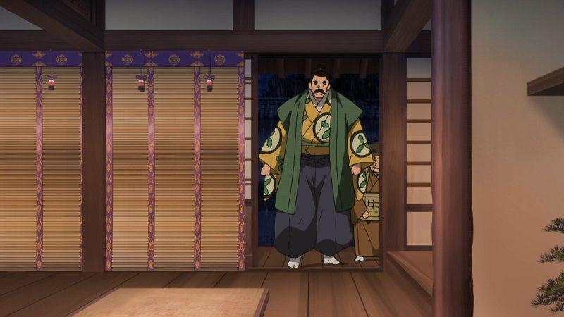 """Кадр из аниме """"Ясяхимэ: Принцесса-полудемон"""""""