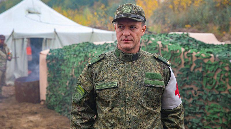 """Кадр из сериала """"Красная зона"""""""
