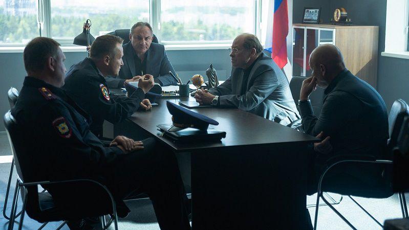 """Кадр из сериала """"Агеев"""""""