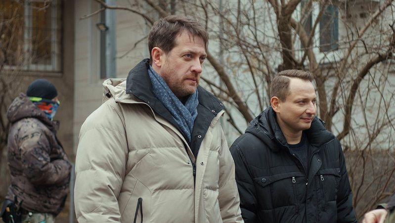 """Кадр из сериала """"Криминальный доктор"""""""