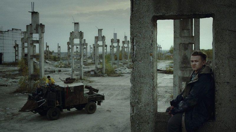 """Кадр из сериала """"Молодые и сильные выживут"""""""