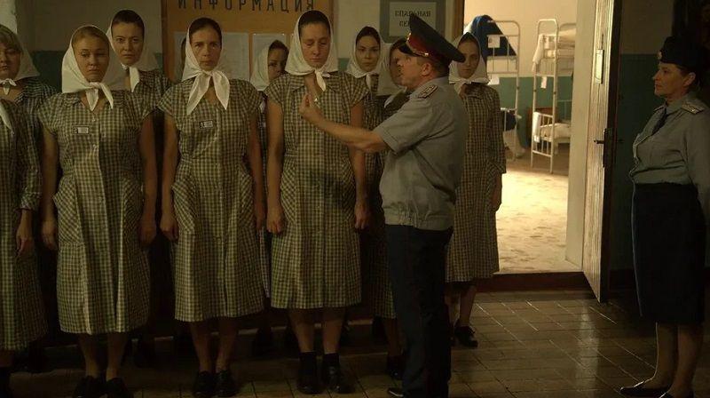 """Кадр из сериала """"Несломленная"""""""