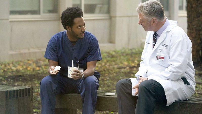 """Кадр из сериала """"Плохой доктор"""""""