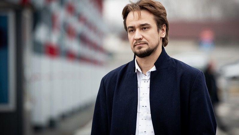"""Кирилл Жандаров снимается в сериале """"Жена Робинзона"""""""