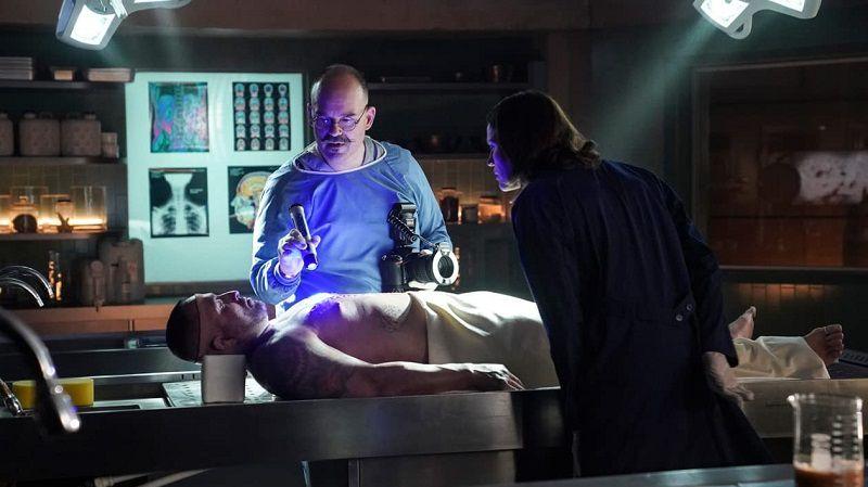 """Кадр из сериала """"CSI: Вегас"""""""