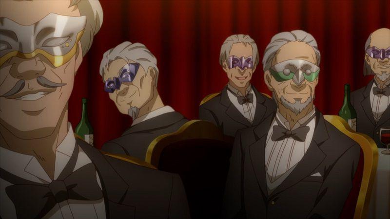 """Кадр из аниме """"Лучший в мире ассасин, переродившийся в другом мире как аристократ"""""""